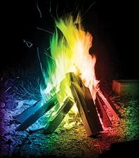Mystical Fire packet