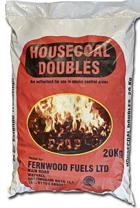 Fernwood House Coal Doubles 20kg